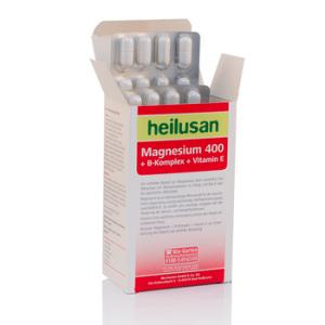 Magneziu 400 B complex vitamina E