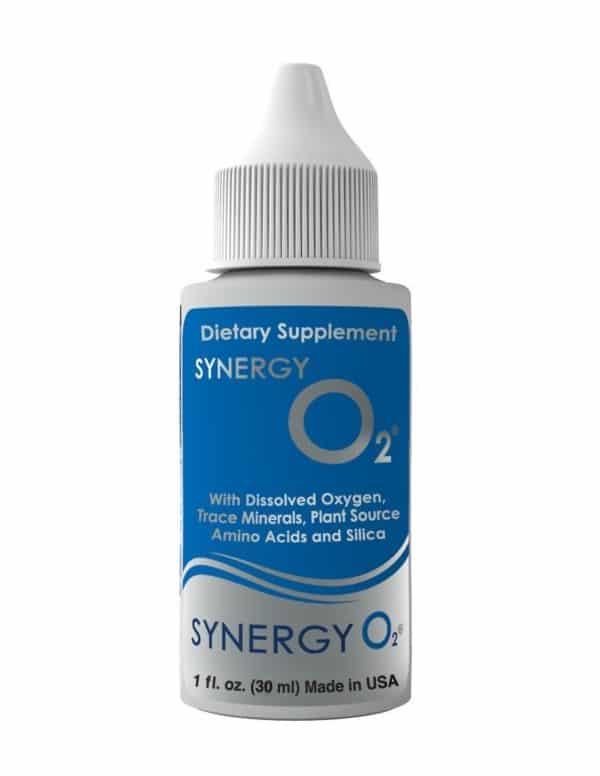 pH oxigenare celulara Synergy O2 pret regenerare