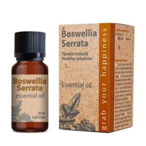 Ulei esential de tamaie pret relaxare Boswellia Serrata essential oil