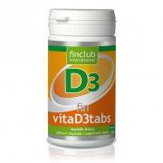 Vitamina D pret vegetarian VitaD3tabs