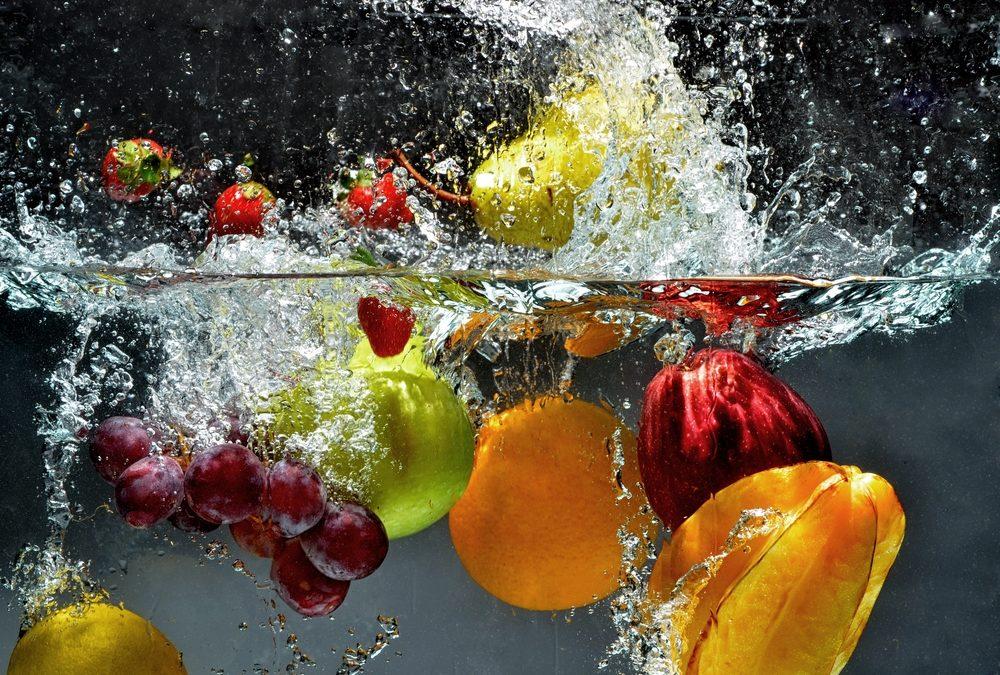 Fructe si legume spalate